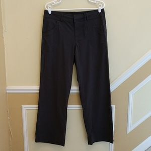 Lucy Dark Grey Travel Active Pant